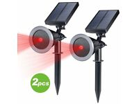 Waterproof Garden Star Solar Lights Projector Outdoor