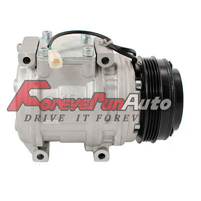 A/C Compressor Fits Toyota T100 94-98 Tacoma 95-04 L4 2.4L 2.7L 77335