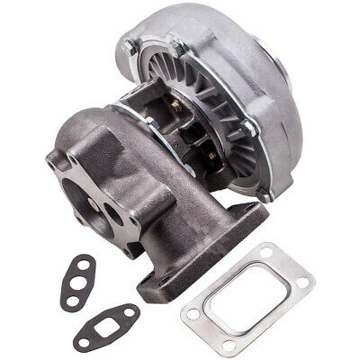 T04E T3 Universal TURBO supercharger 4 BOLTS T3 flange fit for 1.6L+ engines