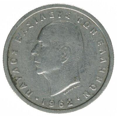 Griechenland 1 Drachme 1962 A39450
