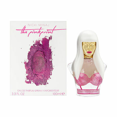 The Pink Print Nicki Minaj 3 3 3 4 Oz 100 Ml Women Perfume Edp Spray New In Box
