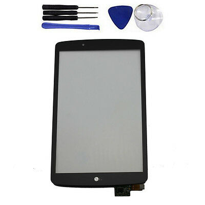 """For LG G Pad F 8"""" V495 V496 Touch Screen Digitizer Replacement Parts + Tools US"""