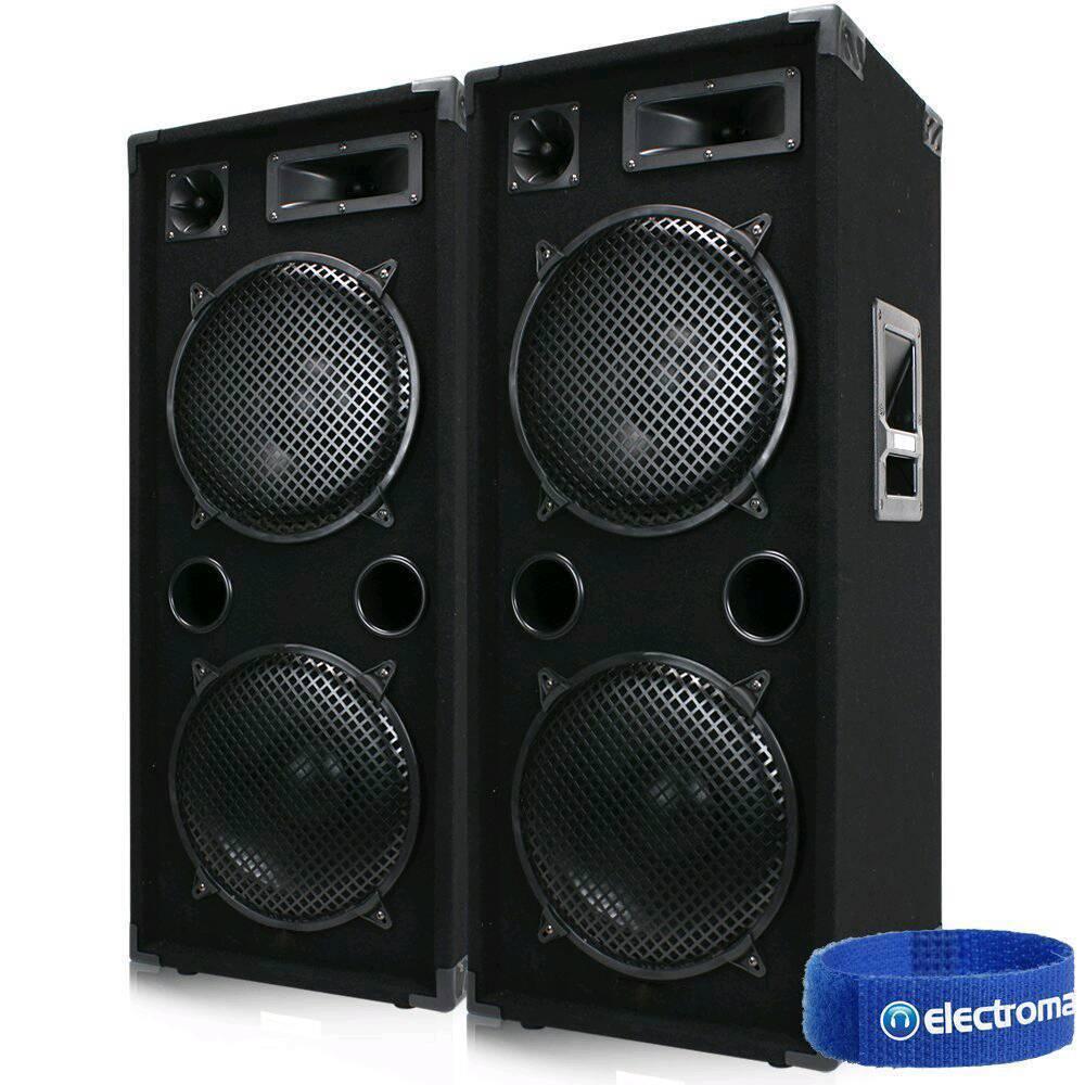 Echo 1000 watt passive speakers Pair!