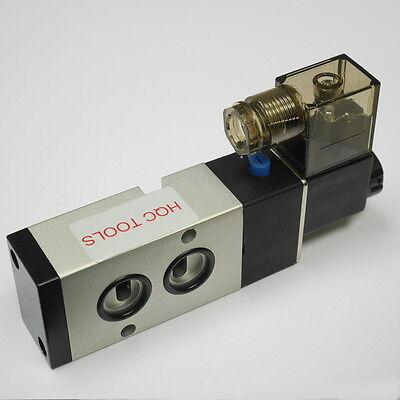 14 Pneumatic 52 Way Electric Control Solenoid Valve Dc12v 4v310-10b