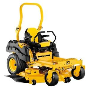 Cub Cadet Pro Z 154 L - Commercial Series - 54inch cut - Sale Priced $7699 save 1300.00!!