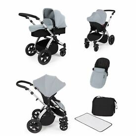 Ickle Bubba Stomp V1 Travel System