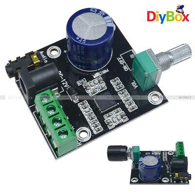 12v Pam8610 Audio Amplifier Board 15w15w Dual Channel Class D Digital Module