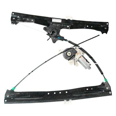 For Dodge Grand Caravan 08-19 Window Regulator and Motor Assembly Front Driver