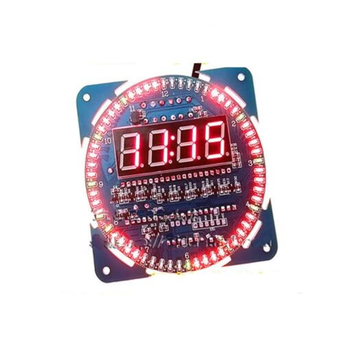 LED Display DS1302 RotatingTemperature DIP LED Display Alarm ZBC
