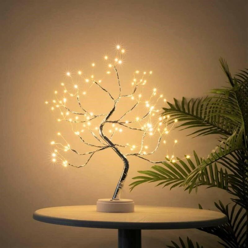 108LEDs+Christmas+Birch+Tree+Light+Twig+Tree+Bonsai+Table+Bedside+Night+Lights