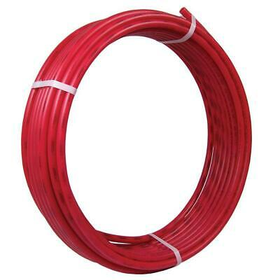 12 In. X 50 Ft. Red Pex Pipe Sharkbite Tubing Potable Water Plumbing Systems