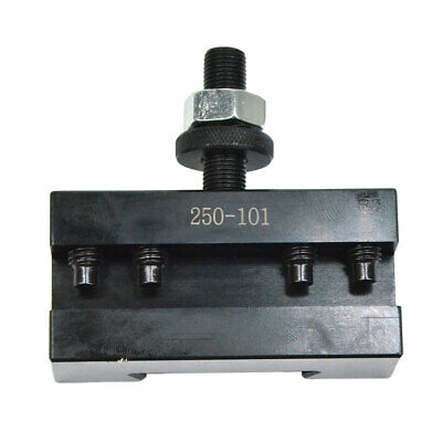 New Axa 1 Quick Change 250-101 Tool Post Turning Facing Holder 0 Usa