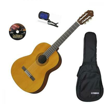 Yamaha C40 GigMaker Classical Acoustic Guitar Package  for sale  Washington