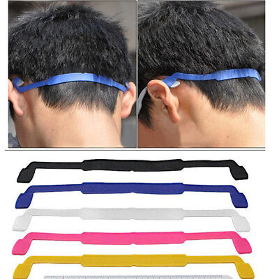 Practical Eyeglasses Strap Sunglasses Silicone Sports Band Cord Holder 5pcs