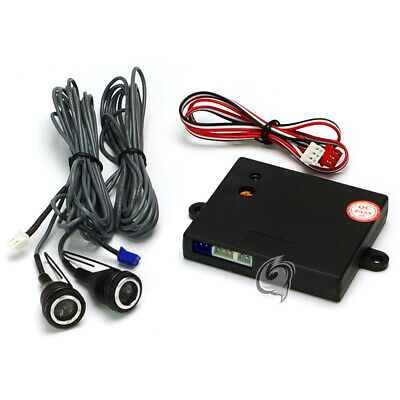Radarsensor 2-Zonen für Alarmanlage KFZ/Motorrad/Heim Alarm