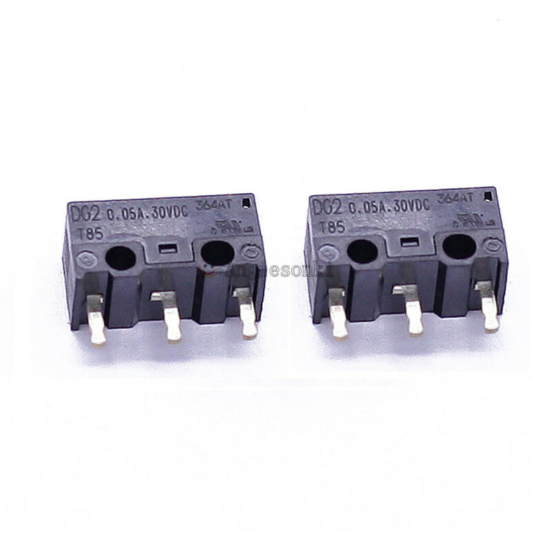 Cherry Switch DG2 T85 for Razer & Logitech Mouse Repair Replacement  X2PCS