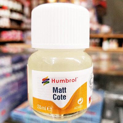 HUMBROL Matt Cote - 28ml Bottle AC5601 - FREE SHIPPING