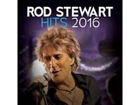 Rod Stewart tickets 13th Dec 2016
