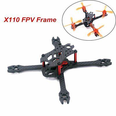 110mm Mini FPV Frame Kit Racing Drone Quadcopter Tiny Whoop Betafpv Toothpick UK