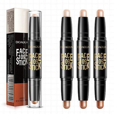 - BIOAQUA Play 109 Face Stick Contour Duo 2 in 1 Highlighter Pencil 3 Kind etude