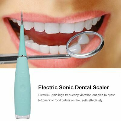 Household Electric Dental Remover Tartar Scraper Tartar Teeth Polishing