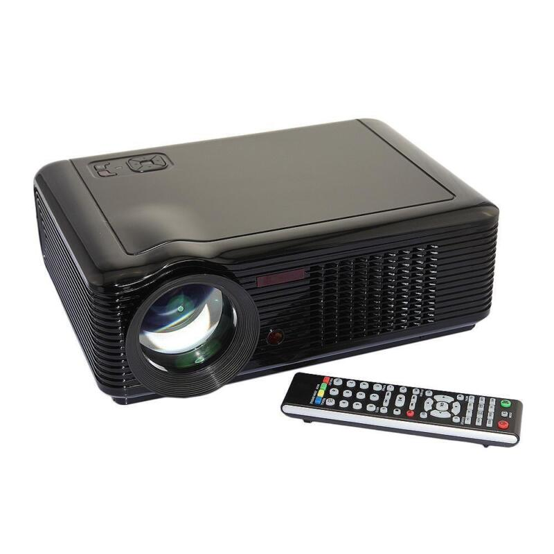 Hd projector 1080p led ebay for Hd video projector