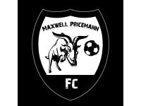 Mens Sunday League Football Team Requires Committed New Players - Season 17/18