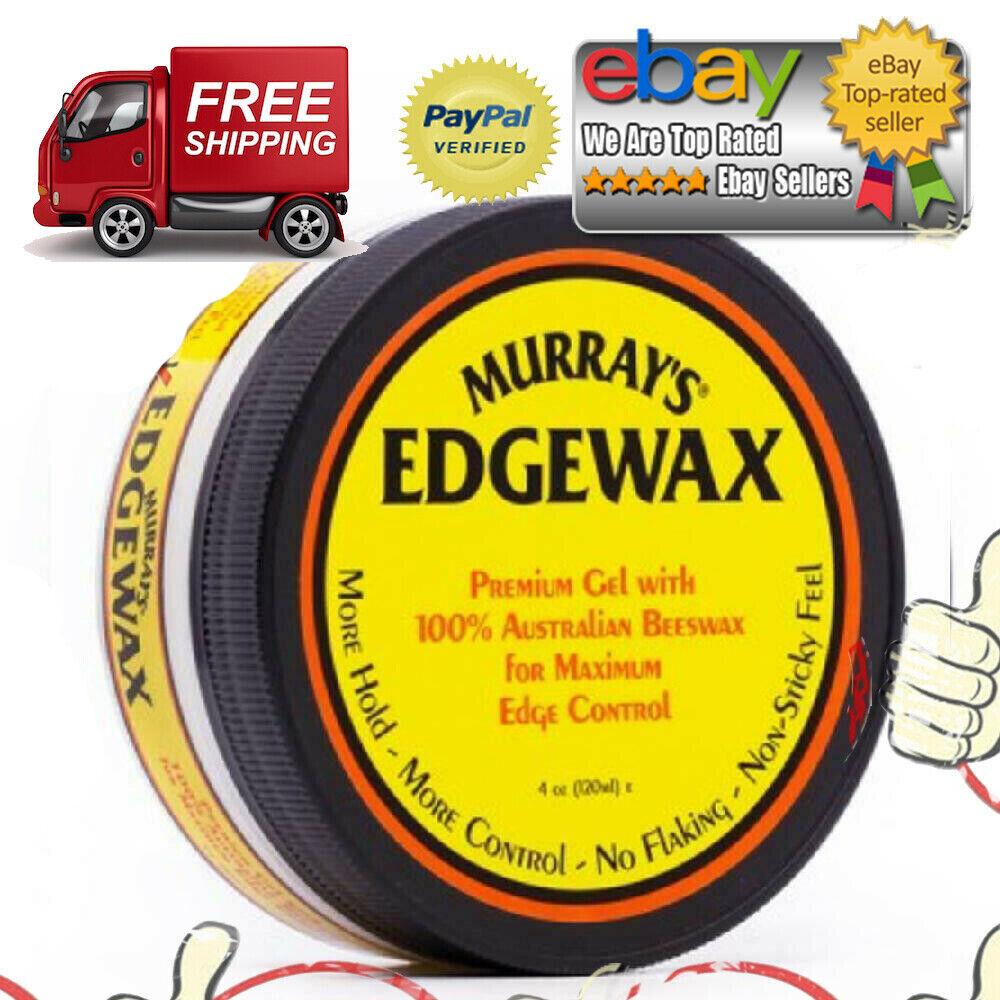 Murrays Edgewax Hair Pomade 120ml - FREE Shipping USA Seller