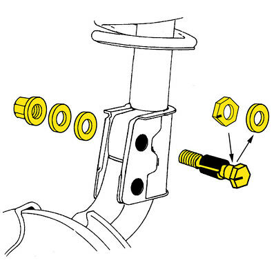 Alignment Camber Kit Front Moog K7256