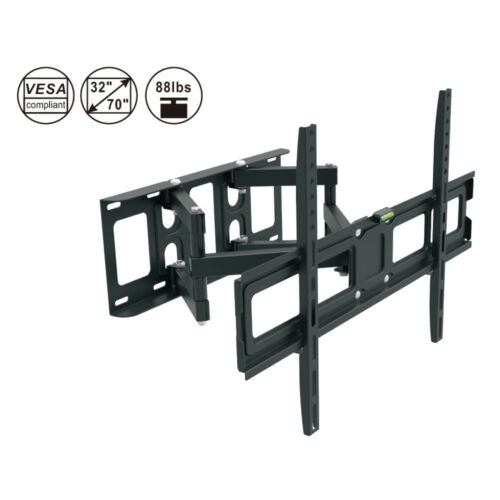 Full Motion LCD LED Plasma Flat TV Wall Mount Bracket 32 37 42 47 52 60 65 70