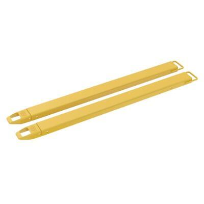 72 In. X 4 In. Standard Pair Of Fork Extensions