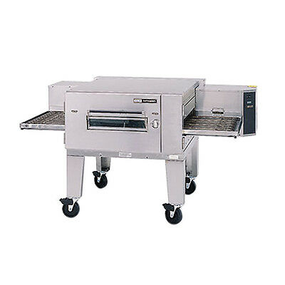 Lincoln 3240-000-r Electric Single Stack Conveyor Oven W Fastbake