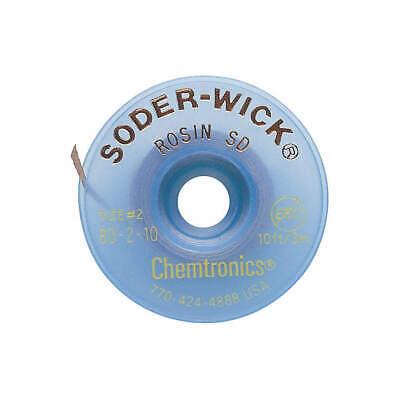 Desoldering Wick10 Ft.2copperrosin 80-2-10