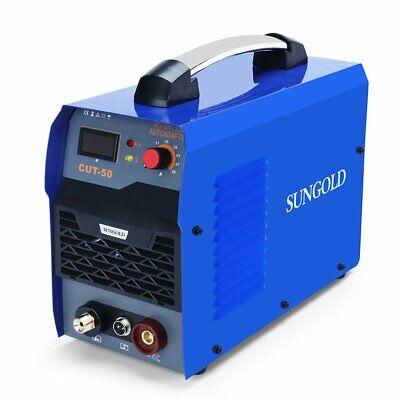 50a Air Plasma Cutter Inverter Dc Igbt Welding Machine Cutting 110v And 220v