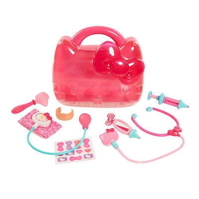 Hello Kitty Check Up Kit