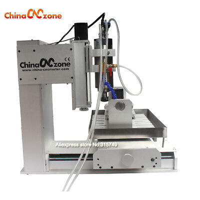 CNC 3040 5axis Engraving Carving Router CNC Metal Milling Stain Steel Machine, used for sale  Shipping to Canada