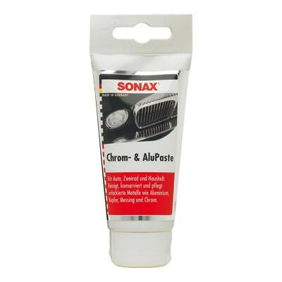 SONAX 308000 Chrom AluPaste 75 ml