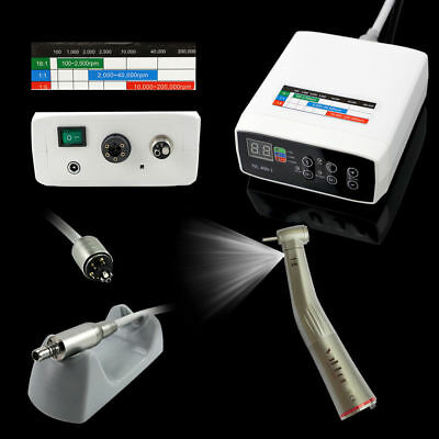 High Speed Kavo Nsk Etype Electric Motor 15 Led Dental Handpiece Contra Angle