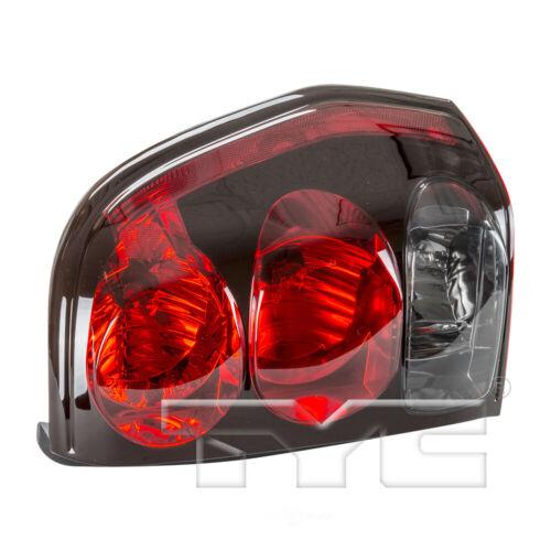 Tail Light Assembly Fits 2002-2009 Chevrolet Trailblazer