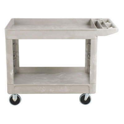 Rubbermaid Commercial Products Fg450089beig Utility Cart500 Lb. Load Cap.
