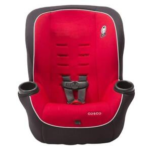 NEW Cosco 22174CDFX Apt Convertible Car Seat, Vibrant Red