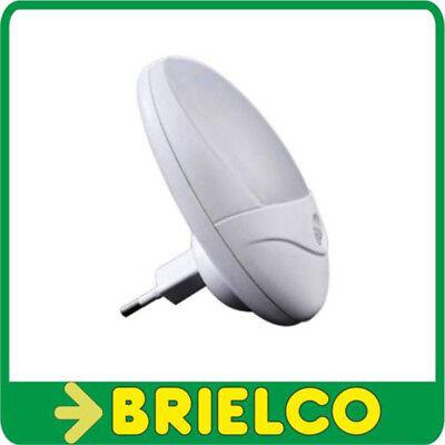 LUZ DE NOCHE 4 LEDS CON SENSOR MOVIMIENTO INFRARROJOS 230VAC 100X67X32MM BD3996