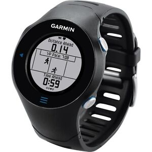 Garmin Forerunner 610 Touchscreen GPS Watch With Heart Rate Monitor 010-00947-10