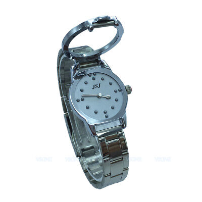 Tactile Braille Watch for Blind People or the Elderly Grey Dial (for (Braille Watch)