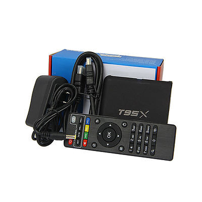 T95X Fully Loaded 64bit Android 6.0 TV Box w/ 1 Month FREE IPTV HD