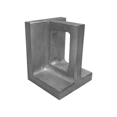 3-34x4x5 Ground Universal Right Angle Iron Angle Plate .0005 Machinist Tool