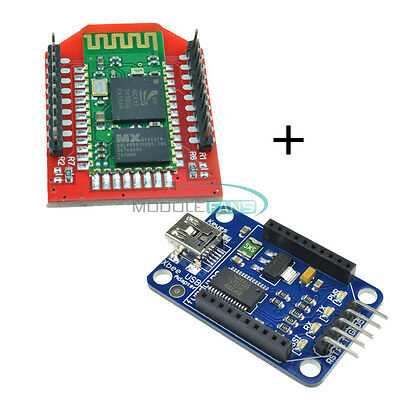 Arduino Bluetooth Bee Slave Module With Bluetooth Bee Xbee Adapter Top