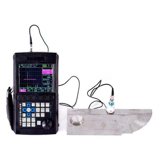 Leeb510 Digital Ultrasonic Flaw Detector 0~6000mm with Straight Probe