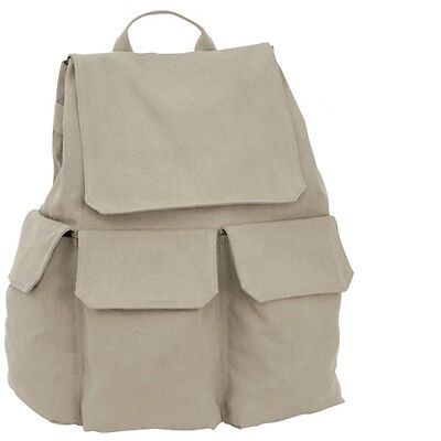 attach canvas rucksack backpack 7320 at