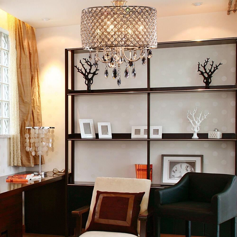 kristall kronleuchter h ngelampe deckenlampe l ster pendelleuchte designleuchte ebay. Black Bedroom Furniture Sets. Home Design Ideas